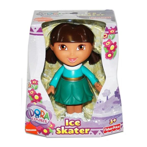 Dora Ice Skater Doll