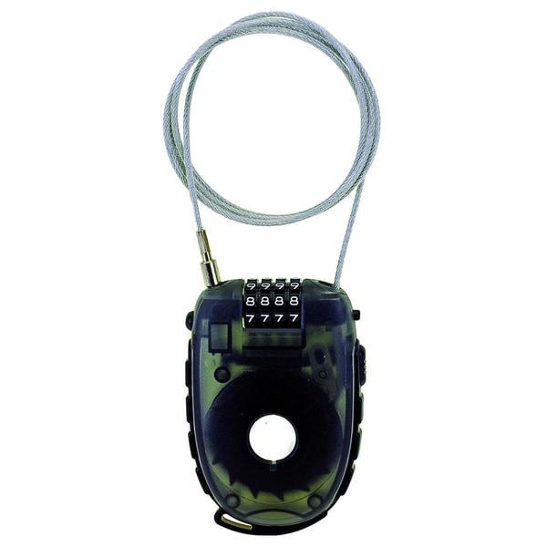 M-Wave Lock 'N' Roll D 24.9 Combination Lock