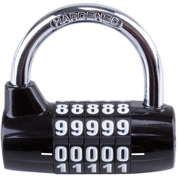 M-Wave PD5 Combination Pad Lock