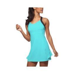 Women's Fila Platinum Dress Teal Piranha/Black