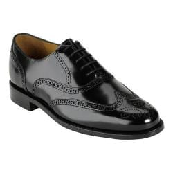 Men's Cole Haan Connolly Wingtip Oxford Black