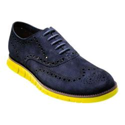 Men's Cole Haan ZeroGrand Oxford Kudu India Ink