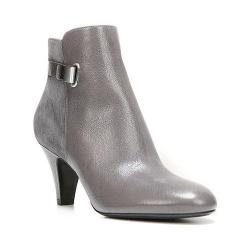 Women's Naturalizer Blake Ankle Boot Grey Space Fellini Leather/Suede