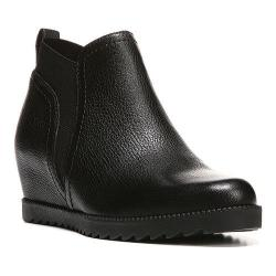Women's Naturalizer Darena Bootie Black Spongy Goat Leather