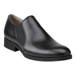 Men's Clarks Gabwell Step Black Leather