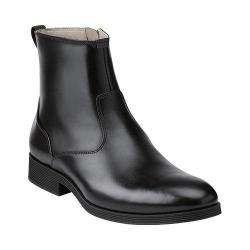 Men's Clarks Gabwell Zip Black Leather