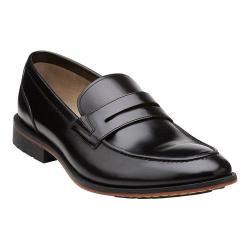 Men's Clarks Gatley Step Black Leather