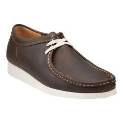 Men's Clarks Wallabeeaerial Beeswax Leather