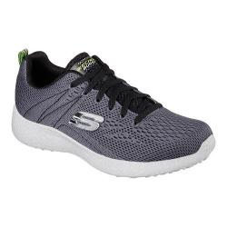 Men's Skechers Energy Burst Second Wind Training Shoes Charcoal/Black