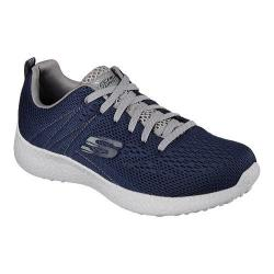 Men's Skechers Energy Burst Second Wind Training Shoes Navy/Gray