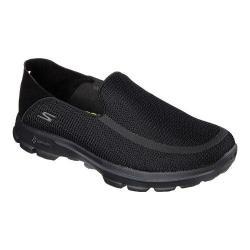 Men's Skechers GOwalk 3 Lounge Slip On Black