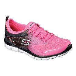 Skechers Women's Gratis Fabulosity Black/Hot Pink