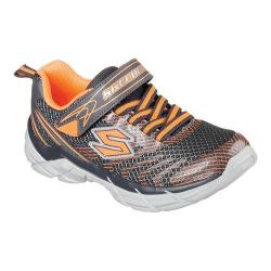 Boys' Skechers Rive Sneaker Gunmetal/Orange