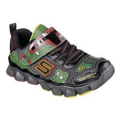 Children's Skechers Star Wars Adept Boba Fett Sneaker Green