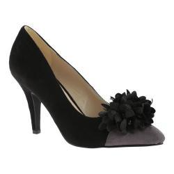 Women's Annie Delish Pump Black/Grey