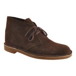 Men's Clarks Bushacre 2 Boot Brown Suede