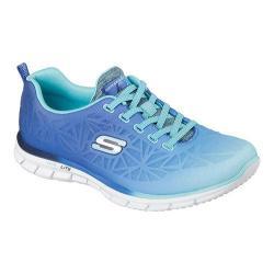Women's Skechers Glider Zealous Sneaker Navy/Blue