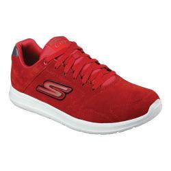 Men's Skechers GOwalk City Challenger Sneaker Red/White