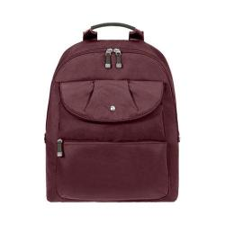 Women's baggallini COM811 The Commuter Backpack Plum