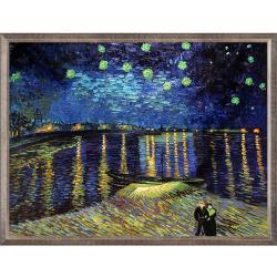 Starry night over the rhГґne