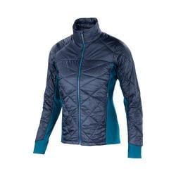 Women's Ibex Wool Aire Matrix Jacket Midnight