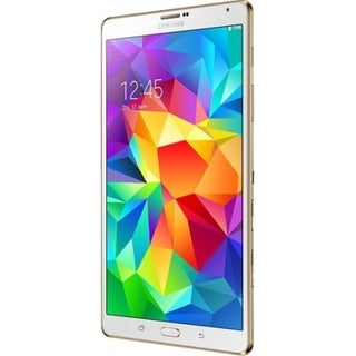 "Samsung Galaxy Tab S SM-T707 16 GB Tablet - 8.4"" - Wireless LAN - 4G"