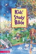 Kids Study Bible: New International Readers Version (Paperback)