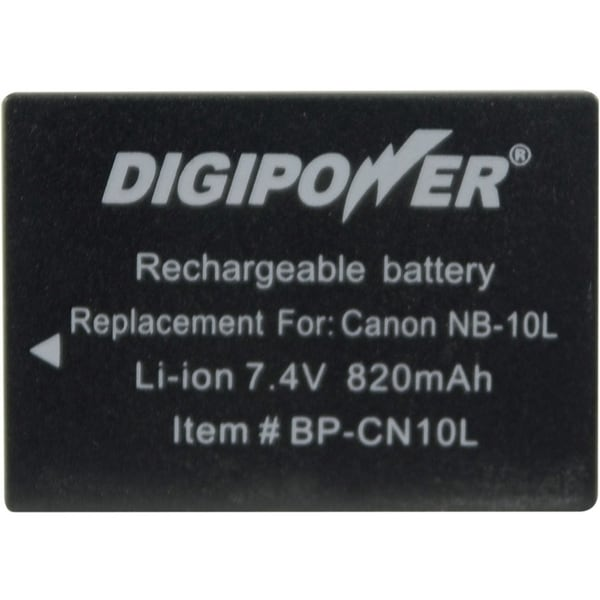 DigiPower BP-CN10L Digital Camera Battery