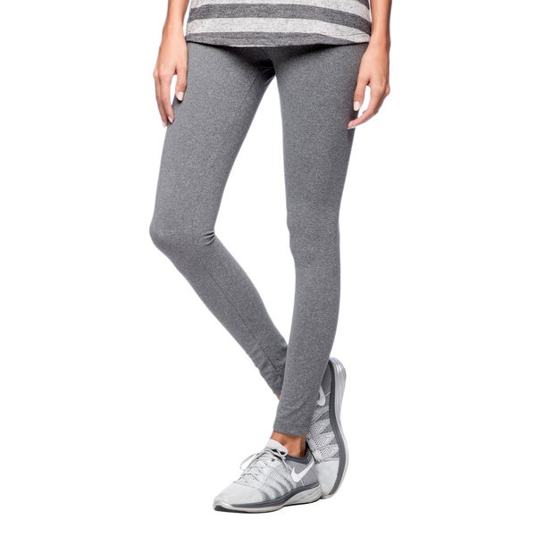 Marika Women's Heather Grey Leggings