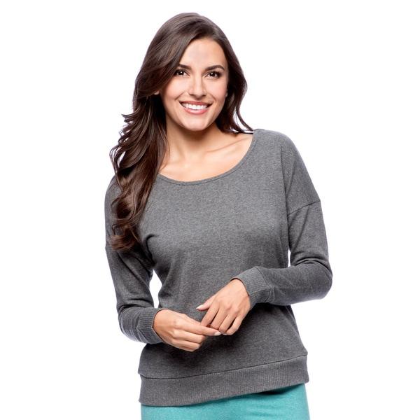 Marika Keyhole Sweatshirt