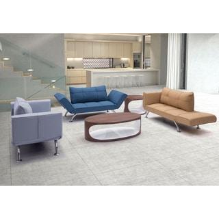 Dhp Euro Futon Sofa Bed With Magazine Storage 16305417