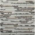 Martini Mosaic Riga Dazzle Stone 12 x 12-inch Backsplash Tile (Set of 8 Sheets)
