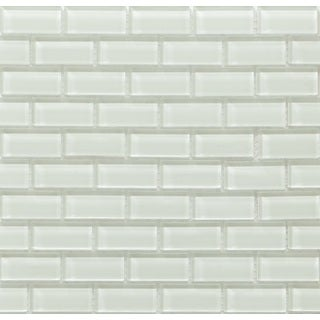 Martini Mosaic Essen Crystal Ice 11.75 x 11.75-inch Tile Set of 10 Sheets)
