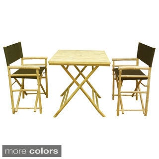 Phat Tommy Foldable Bistro Set (Set of 2)