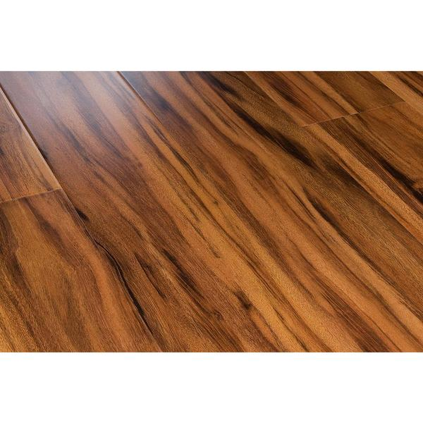 Cadenza Laminate Flooring Tigerwood Collection