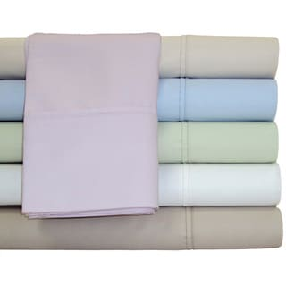 Luxury Sateen 600 Thread Count Cotton Rich Sheet Set