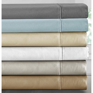 Luxury 1000 Thread Count Cotton Rich Sheet Set