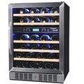 NewAir 46 Bottle Dual Zone Wine Cooler