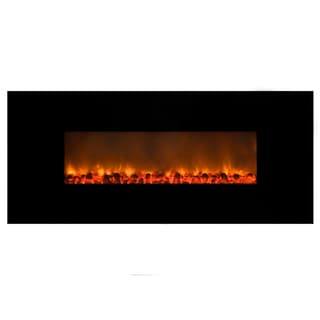 Yosemite Home Decor DF-EFP148 Wall Mount Electric Fireplace