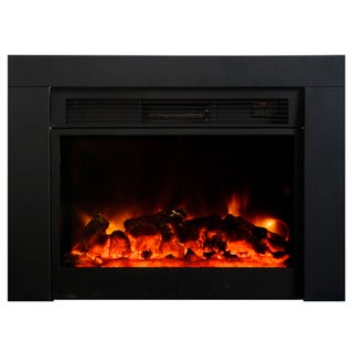Yosemite Home Decor DF-EFP920 Insert Electric Fireplace with Remote Control