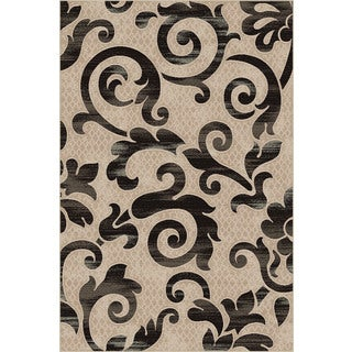 Christopher Knight Home Providence Terrain Melody Pearl Area Rug (5' x 7'6)