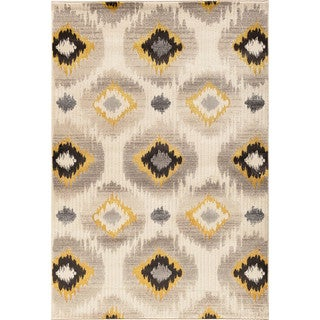 Christopher Knight Home Paris Citron Micah Pearl Area Rug (7'10 x 9'10)