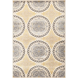 Christopher Knight Home Paris Citron Pena Pearl Area Rug (7'10 x 9'10)