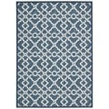 Waverly Treasures by Nourison Blue Jay Area Rug (8' x 10')