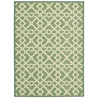 Waverly Treasures by Nourison Moss Area Rug (8' x 10')