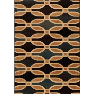 Christopher Knight Home Paige Desert Groovy Multi Area Rug (7'10 x 9'10)