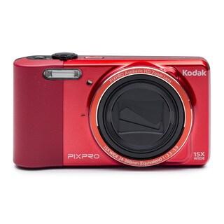 Kodak PIXPRO FZ151 16MP Red Digital Camera