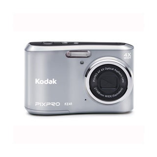 Kodak PIXPRO FZ41 16MP Silver Digital Camera