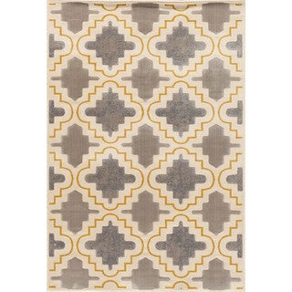 Christopher Knight Home Paris Citron Fillmore Pearl Area Rug (5' x 7'6)