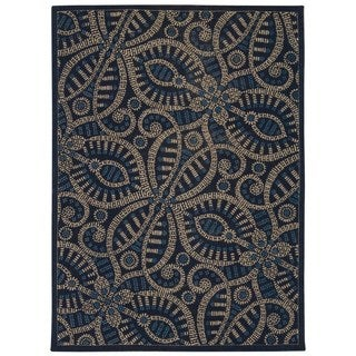 Waverly Color Motion by Nourison Delft Area Rug (5' x 7')